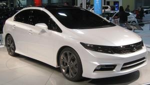 Honda Civic 2012 concept